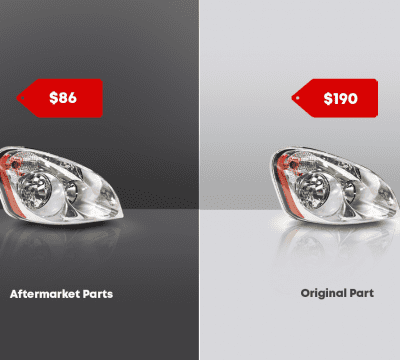 Benefits of Shopping Aftermarket Parts