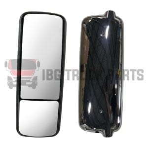 FREIGHTLINER CENTURY  MIRROR RH WITH CHROME COVER