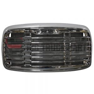 FREIGHTLINER COLUMBIA GRILLE WITH BUG SCREEN