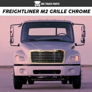 FREIGHTLINER M2 GRILLE CHROME