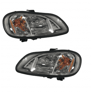 2002-2018 FREIGHTLINER M2, HEADLIGHTS SET LEFT & RIGHT