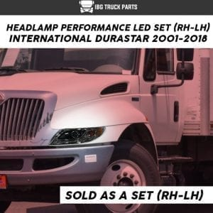 INTERNATIONAL  DURASTAR 4300 HEADLIGHT PERFORMANCE LED SET (RH/LH)