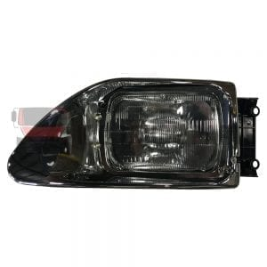 INTERNATIONAL PAYSTAR  HEADLIGHT LH WITH LIGHT CASE