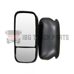 DOOR MAIN MIRROR LEFT, HINO 195/155 2012-2020, WIDE CABIN