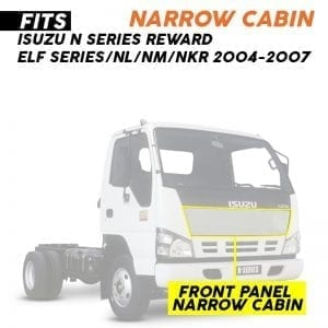 ISUZU NKR FRONT PANEL NARROW (LHD) (2004-07)