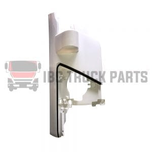 ISUZU NKR/NPR/NPR-HD CORNER PANEL W/ MIRROR ARM HOLE RH (2008-ON)
