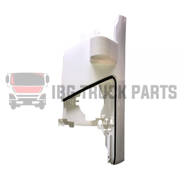 ISUZU NKR/NPR/NPR-HD CORNER PANEL W/ MIRROR ARM HOLE  LH (2008-ON)