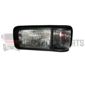 2008-ON ISUZU NKR/NPR/NPR-HD, SIDE LAMP LARGE RH