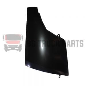 MITSUBISHI FUSO CANTER CORNER PANEL  BLACK RH (2004-2010)