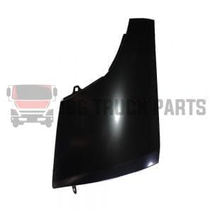 MITSUBISHI FUSO CANTER CORNER PANEL BLACK LH (2004-2010)