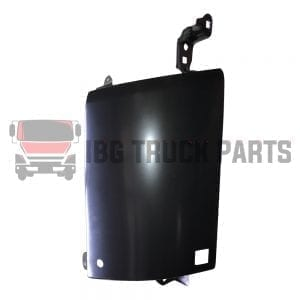 2001-2011 HINO 300/DUTRO, CORNER PANEL  LOWER W/HOLE  LH