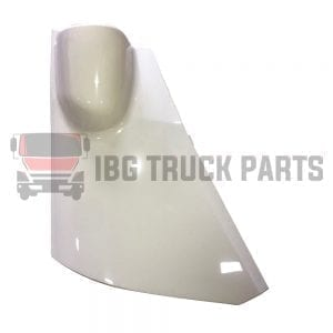 HINO 195/155 CORNER PANEL RH WIDE W/MIRROR ARM HOLE