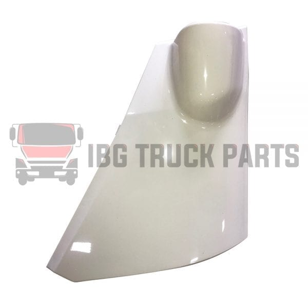 2012-ON HINO 195/155, CORNER PANEL LH WIDE W/MIRROR ARM HOLE