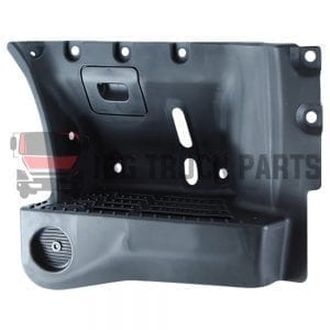 HINO 195/155 2012-2020, STEP PANEL WIDE RH
