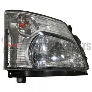 HINO 195/155 2012-2020, HEADLIGHT ELECTRIC RH