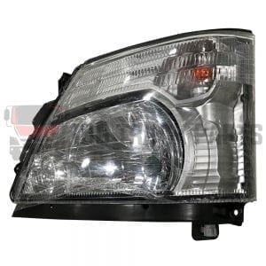 HINO 155/195 2012-2020, HEADLIGHT ELECTRIC WIDE LH